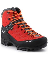 Salewa MS Rapace Gtx Chaussures - Rouge