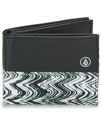 Volcom - Radiator 3f Men's Purse Wallet In Black - Lyst