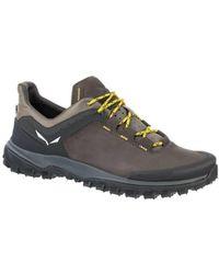 Salewa - Ms Wander Hiker Gtx Men's Shoes (trainers) In Brown - Lyst