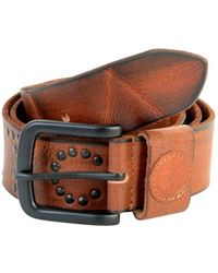 Le Temps Des Cerises | Belt Tonio Brown Women's Belt In Brown | Lyst