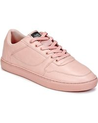 Sixth June Lage Sneakers Seed Essential - Roze