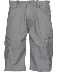 Superdry Korte Broek Core Cargo Shorts - Blauw