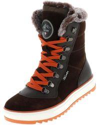 Alpes Vertigo - Bottes neige Conca marron boot l - Lyst