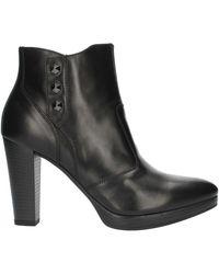 Nero Giardini Low Boots A908711d - Zwart