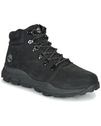 Timberland Sneakers Brooklyn Hiker - Zwart