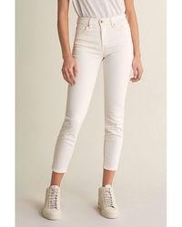 Salsa Jean Bliss Cropped Jeans - Neutre