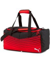 PUMA Bolsa de deporte Ftblplay S - Rojo