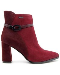 Big Star - Bb274385 Women's Low Ankle Boots In Multicolour - Lyst