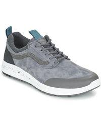 Vans Lage Sneakers Iso 3 Mte - Grijs