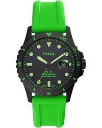 Fossil Reloj analógico UR - FS5683 - Verde