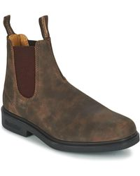 Blundstone Laarzen Comfort Dress Boot - Bruin