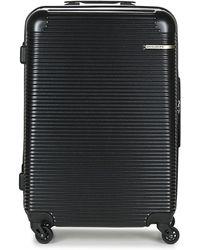 David Jones Avetta Hard Suitcase - Black