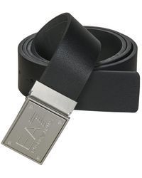 EA7 Ceinture TRAIN CORE ID U BELT 2 - Noir