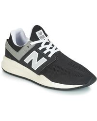 01c41fa1b08ed New Balance Ms574sbk Men's Shoes (trainers) In Black in Black for ...