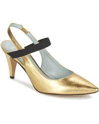 Marc Jacobs Zapatos de tacón VALERY - Metálico