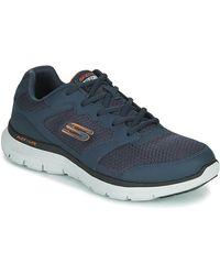 Skechers Zapatillas FLEX ADVANTAGE 4.0 - Azul