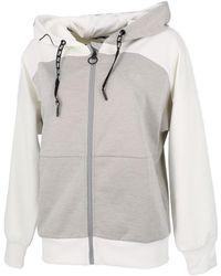 Fila Sweat-shirt Sweat à capuche Femme Aceline - Gris