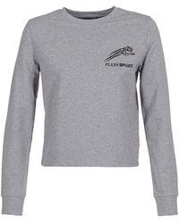 Philipp Plein Sweat-shirt - Gris