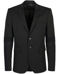 Les Hommes Vestes de costume - Noir