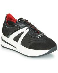 Tosca Blu Lage Sneakers Sf2031s604-c99 - Zwart