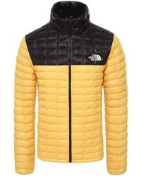 The North Face Thermoball Eco Jacket - Yellow