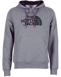 The North Face Sweater Drew Peak Pullover Hoodie - Grijs