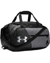 Under Armour Handtasje Undeniable Duffel 4.0 Sm 1342656-040 - Zwart