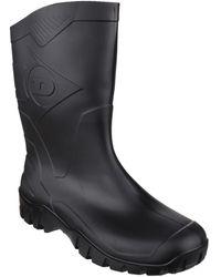 Dunlop Bottes - Noir