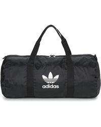 adidas Ac Duffle Sports Bag - Black