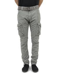 Schott Nyc Pantalon ranger grey - Gris