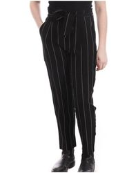Teddy Smith 30114720D Pantalon - Noir