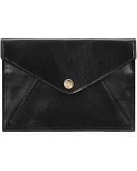 Maxwell Scott Bags Black Women's Briefcase In Black