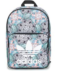 Adidas Youth Pack Men s Backpack In Black in Black for Men - Lyst 96bd91229b1be
