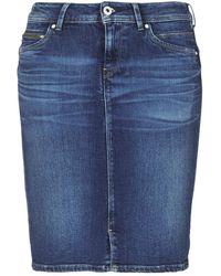 Pepe Jeans Taylor Jupe - Bleu
