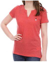 Sun Valley Camiseta - Rojo