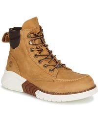 Timberland Laarzen Mtcr Moc Toe Boot - Geel