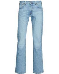 Levi's Bootcut Jeans Levis 527 Slim Boot Cut - Blauw