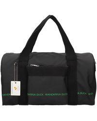 Mandarina Duck Uqt07 Travel Bag - Black