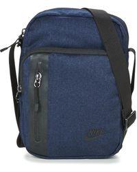 Nike Handtasje Tech Small It - Blauw