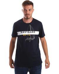 Navigare T-shirt NV31088 - Bleu