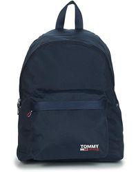 Tommy Hilfiger Rugzak Tjm Campus Dome Backpack - Blauw