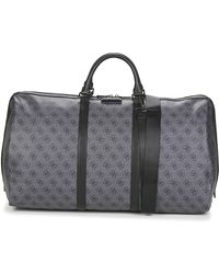 Guess VEZZOLA WEEKENDER - Negro