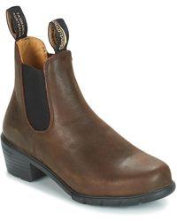 Blundstone Laarzen Women's Heel Boot - Bruin