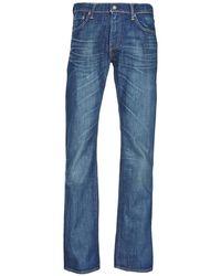 Levi's Bootcut Jeans Levis 527 Low Boot Cut - Blauw