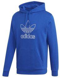 adidas Sweater - Blauw