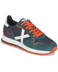 Munich Sneakers Massana 417 - Blu