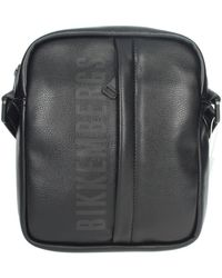Bikkembergs Handtasje E1n.001 - Zwart