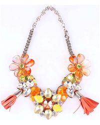 Ortys Collar CL6019 - Naranja