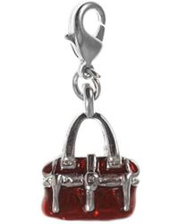 Sc Crystal Pendentifs CH0554 - Rouge
