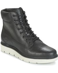Timberland Hoge Sneakers Kenniston 6in Lace Up - Zwart